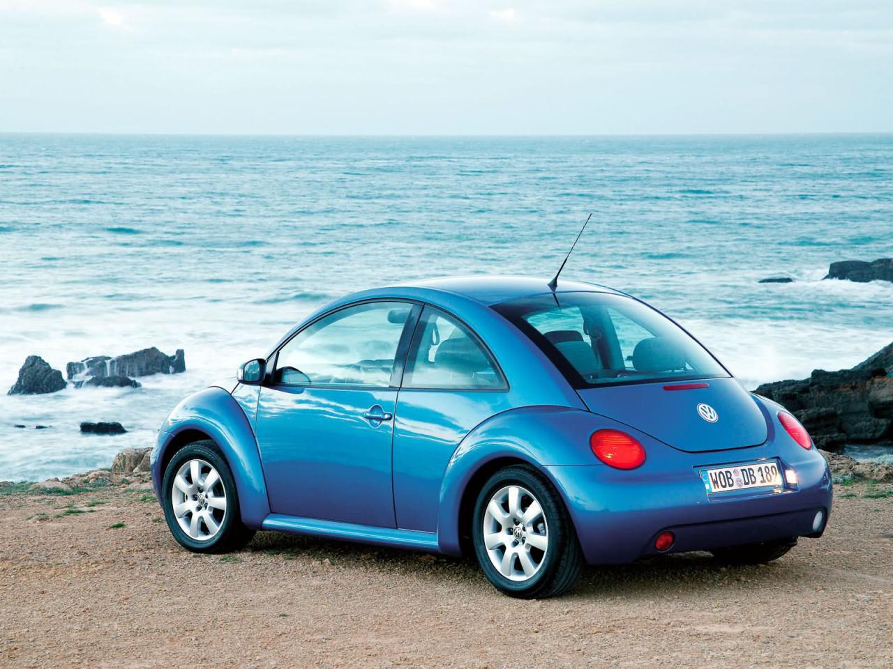 2003 VW Volkswagen New Beetle